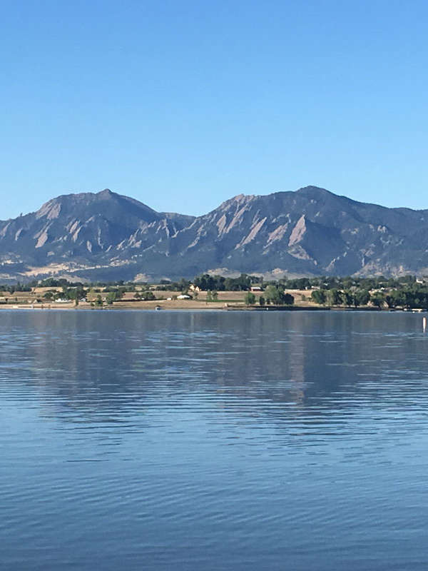 Twin Lakes, Boulder, Colorado